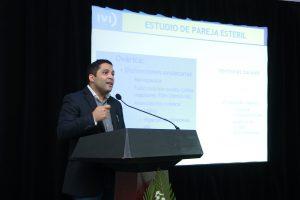 Doctor Saúl Barrera IVI Panamá