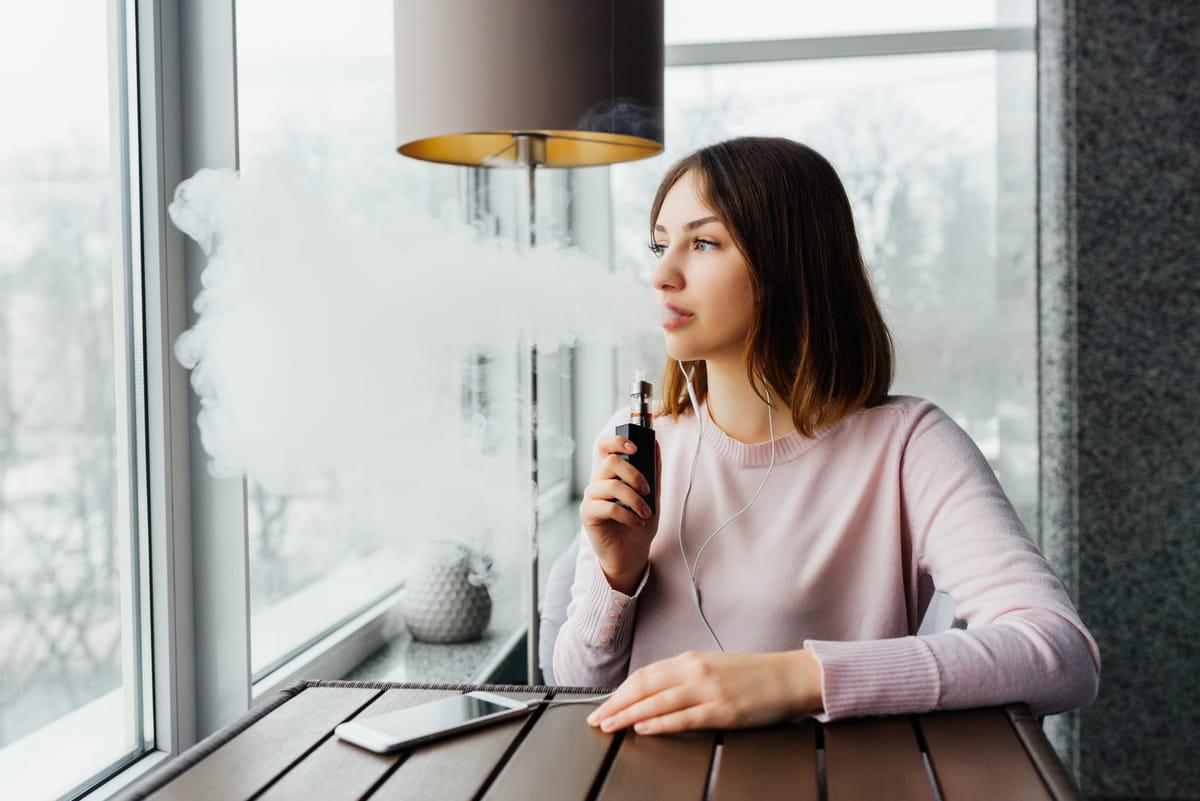 Vapear, la alternativa al tabaco ¿afecta la fertilidad?